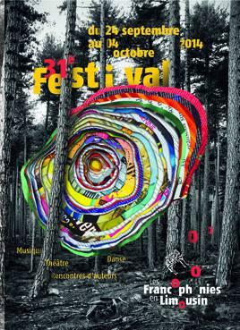 Festival des Francophonies en Limousin 2014