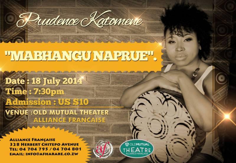 Prudence Katomene - Mabhangu NaPrue