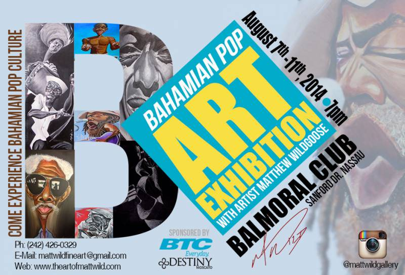 Bahamian Pop Art Exhibition