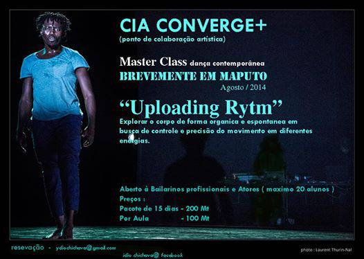 Master Class - Üploading Rhythm