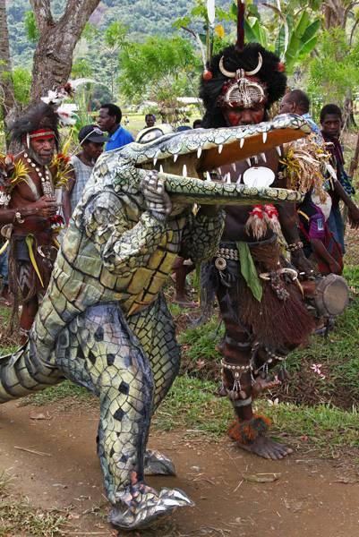 Crocodile festival