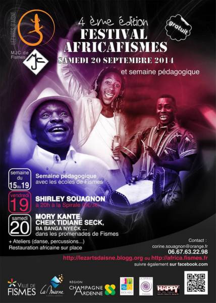 Africa'Fismes 2014
