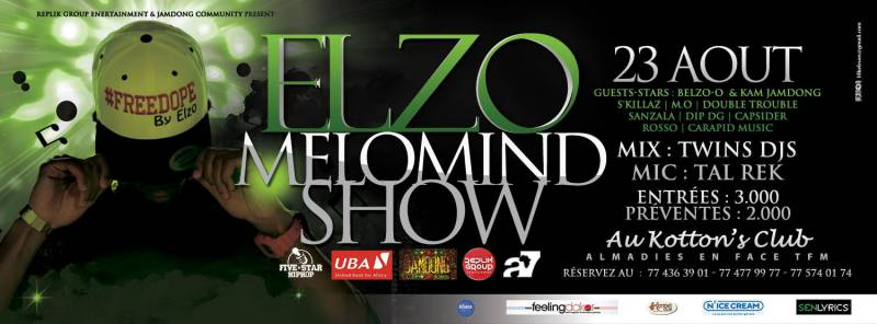 ELZO MELOMIND SHOW