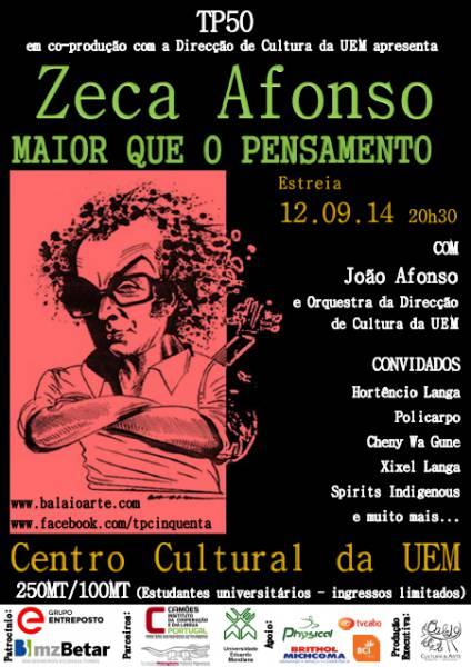 TP50 - Zeca Afonso
