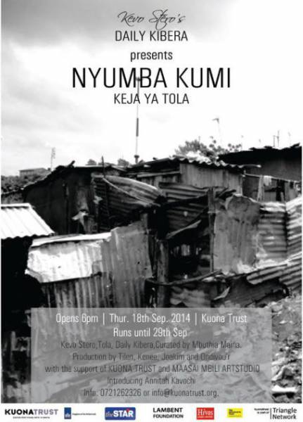 Exhibition: Nyumba Kumi by Kevo Stero