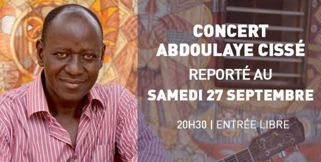 Cissé Abdoulaye en concert