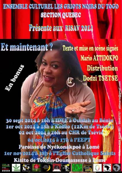 Ensemble Culturel Les Griots noirs du Togo