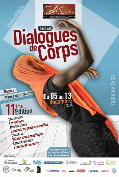 Dialogues de corps 2014