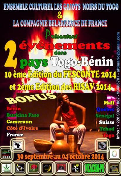 Les Griots Noirs du Togo