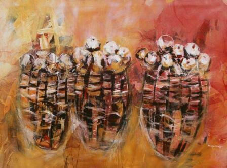 Kitimbo Ibrahim @AKA Gallery