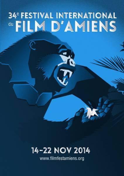 Festival international du film d'Amiens 2014