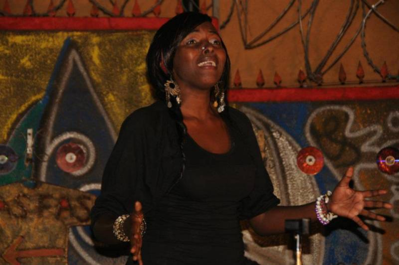 POETRY IN SESSION OCTOBER EDITION @ Dancing Cup Bugolobi