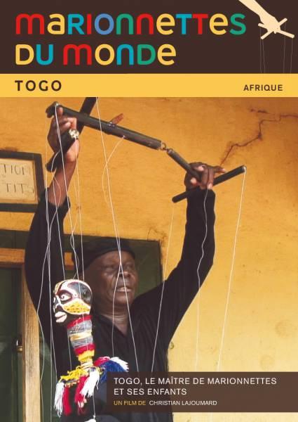 Conférence projection autour de la marionnette au Togo