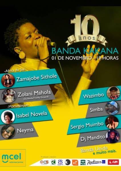 Banda Kakana