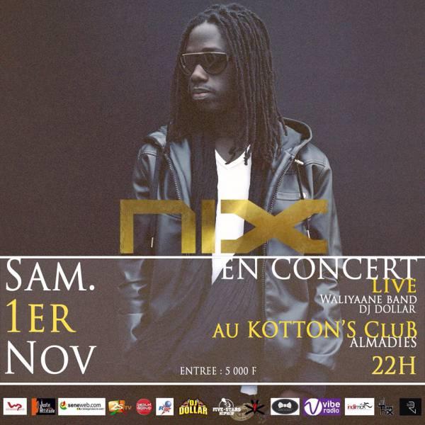 Concert de Nix