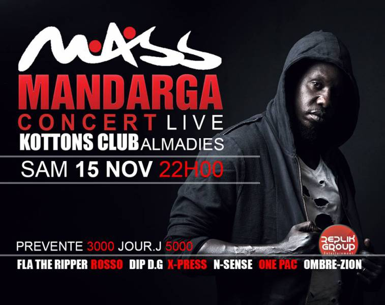 Concert MANDARGA