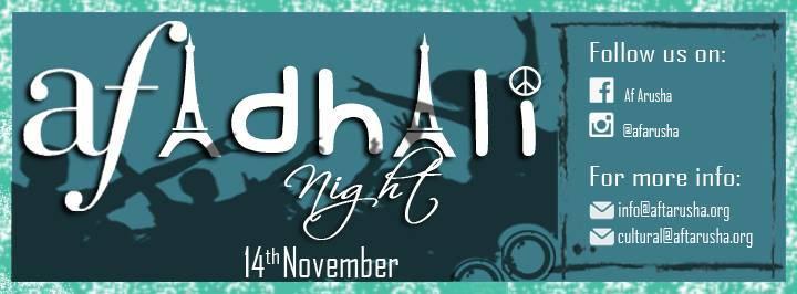 Afadhali Night 2nd Edition