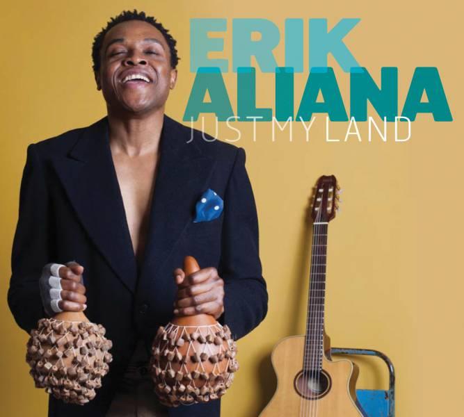 Concert Erik Aliana, Le Coquelicot à Fougères (35)
