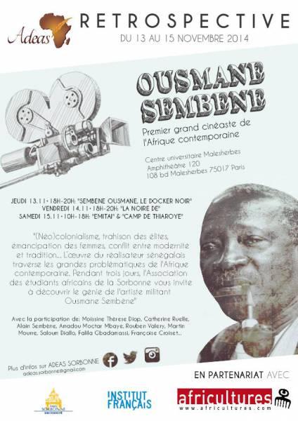 Rétrospective Ousmane Sembène