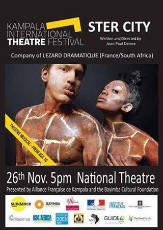 Kampala International Theater Festival: Ster City [...]