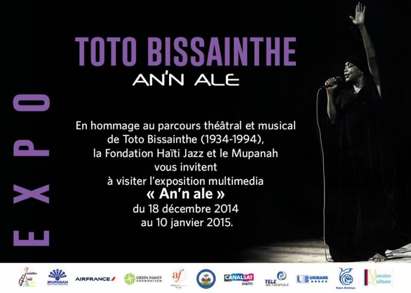 Toto Bissainthe An'n ale