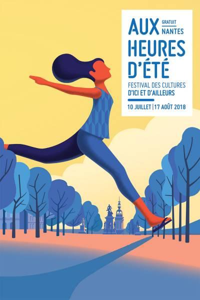 AUX HEURES D'ÉTÉ 2018
