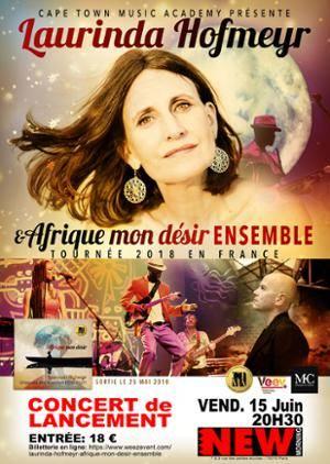 Laurinda Hofmeyr & Afrique mon Désir Ensemble