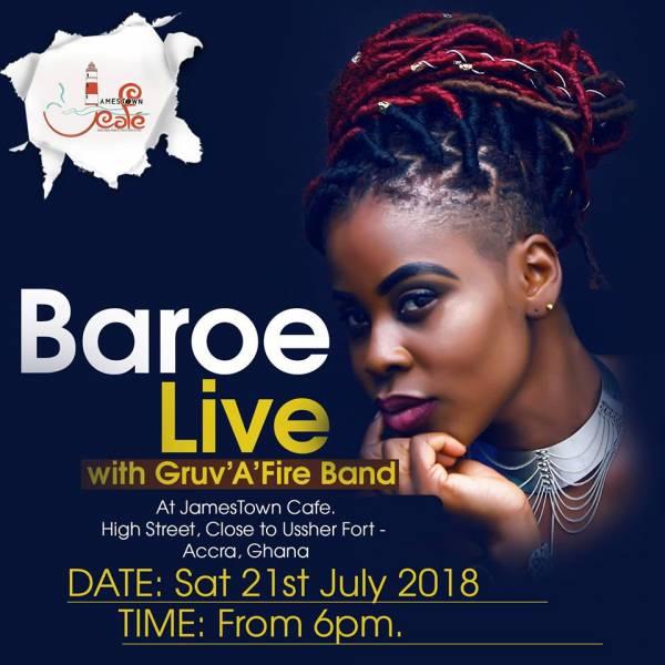 Baroe Live