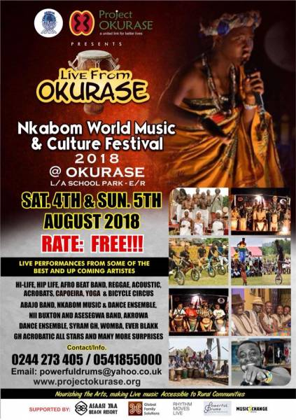 Nkabom World Music and Culture [...]