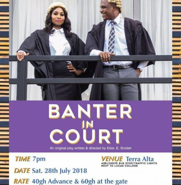 Banter in Court