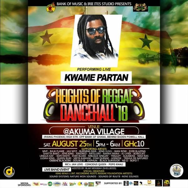 Heights of Reggae Dancehall