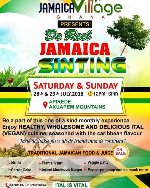 Jamaica Sinting