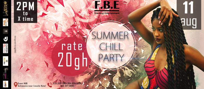 Summer Chill Party