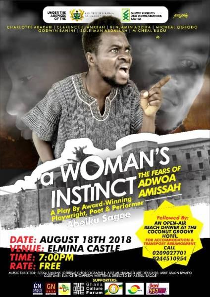 A Woman's Instinct