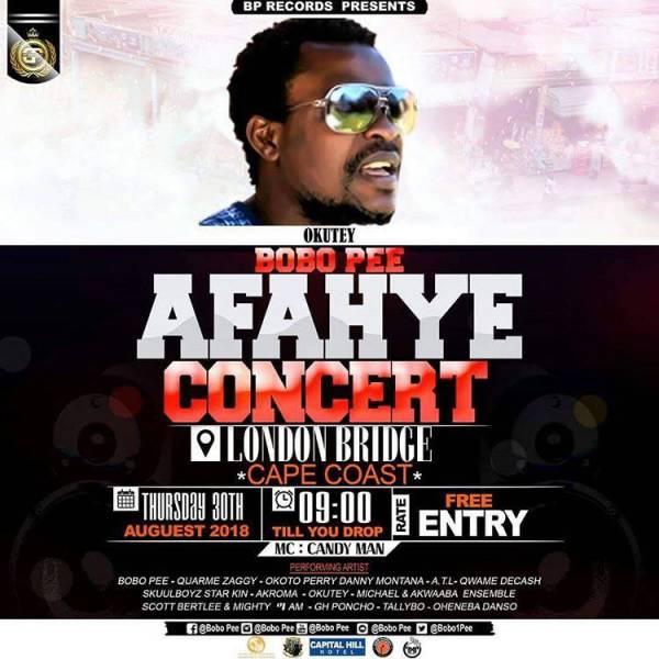 Afahye Concert
