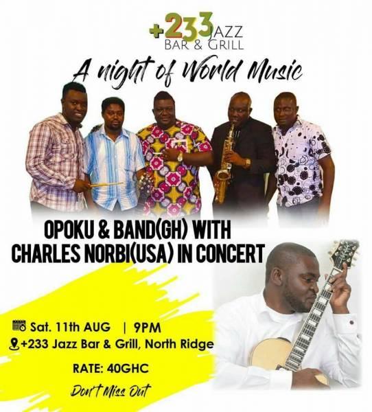 A Night of World Music