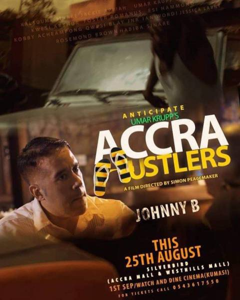 Accra Hustlers