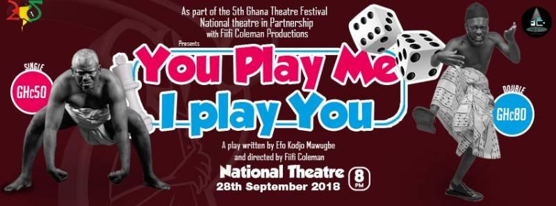 You Play Me I Play You