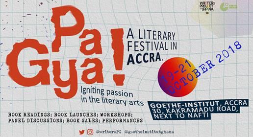 PaGya Literary Festival