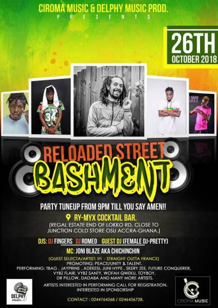 Reloaded Street Bashment