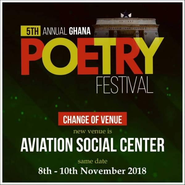 Ghana Poetry Festival