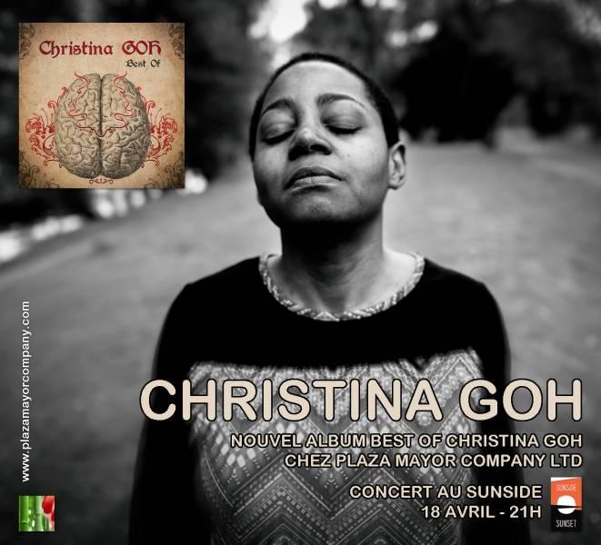 Best of Christina Goh - Concert au Sunside Paris