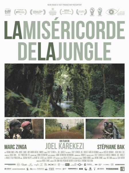 Sortie Nationale du film LA MISÉRICORDE DE LA JUNGLE