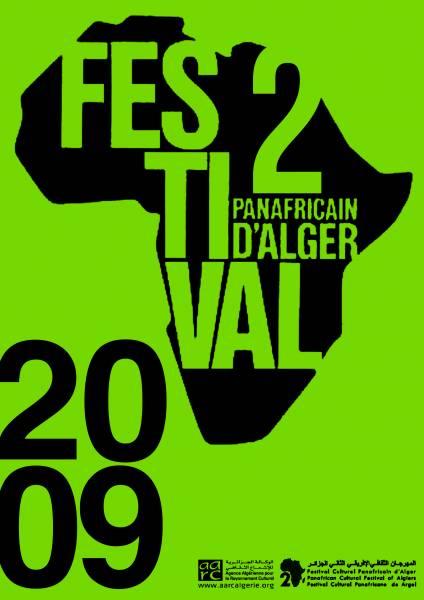 Festival culturel panafricain d'Alger (PANAF) 2009