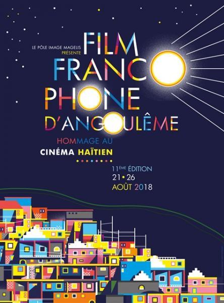 Festival du Film francophone d'Angoulême - FFA 2018