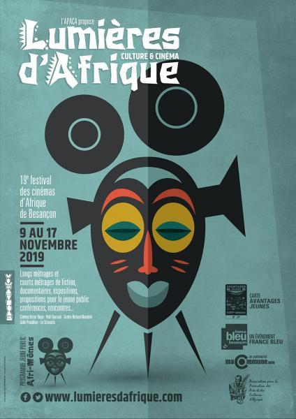 Festival Lumières d'Afrique 2019 (Besançon)
