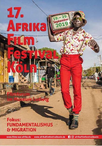 Afrika Film Festival Koeln 2019
