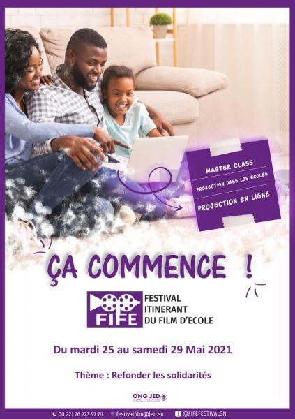 Festival Itinérant du Film d'Ecole de Mboro-sur-Mer / FIFE [...]