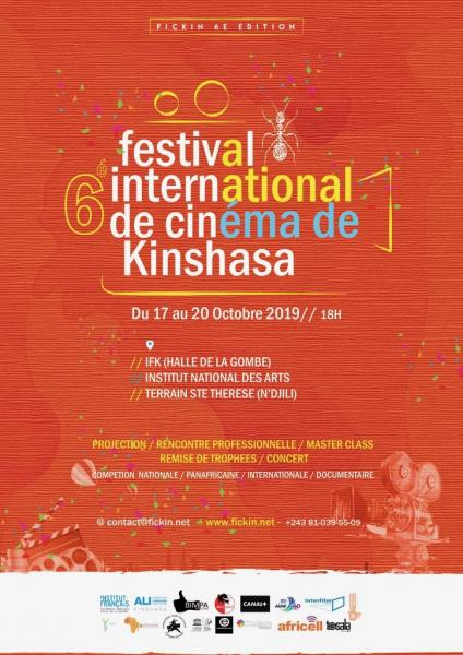 Festival International de Cinéma de Kinshasa - FICKIN 2019