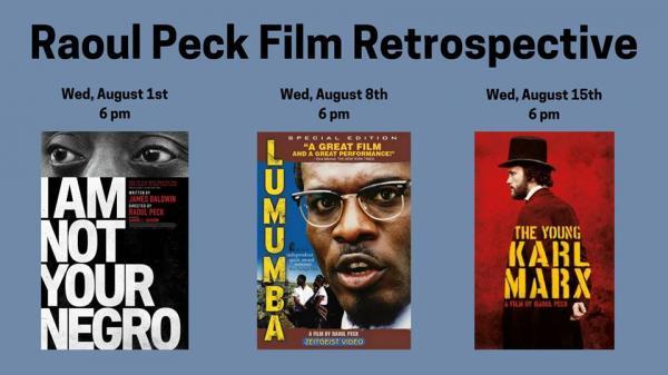 Raoul Peck Film Retrospective
